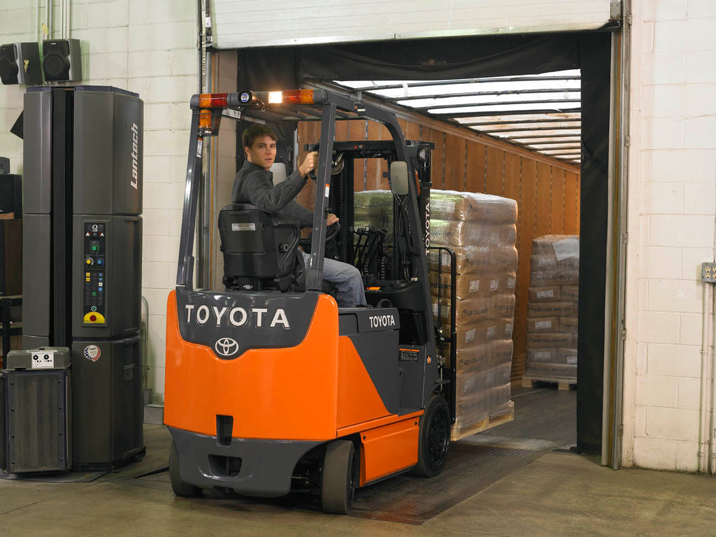 Purchasing a Forklift: Why Safety is Key