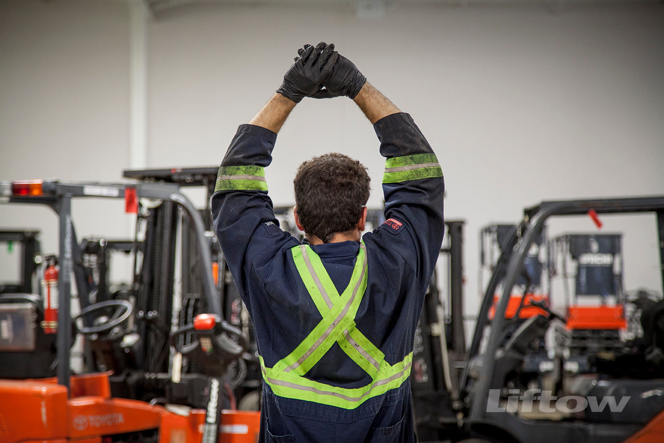 Stretching, Moving and Employee Safety