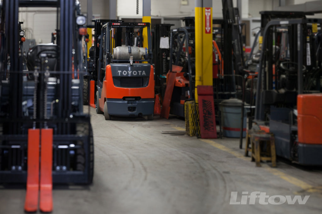 Can You Improve the Performance of Your Forklift?