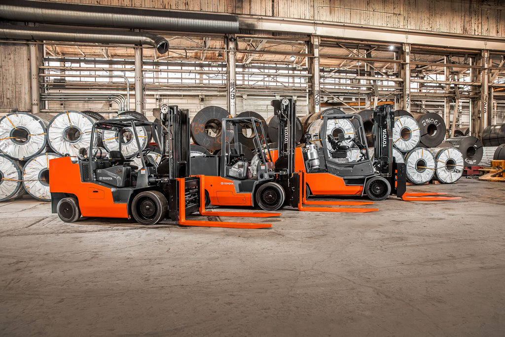 Should You Choose Electric or Gas Forklifts?