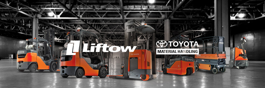 Liftow Elected #1 Forklift Blog in 2019 by Feedspot