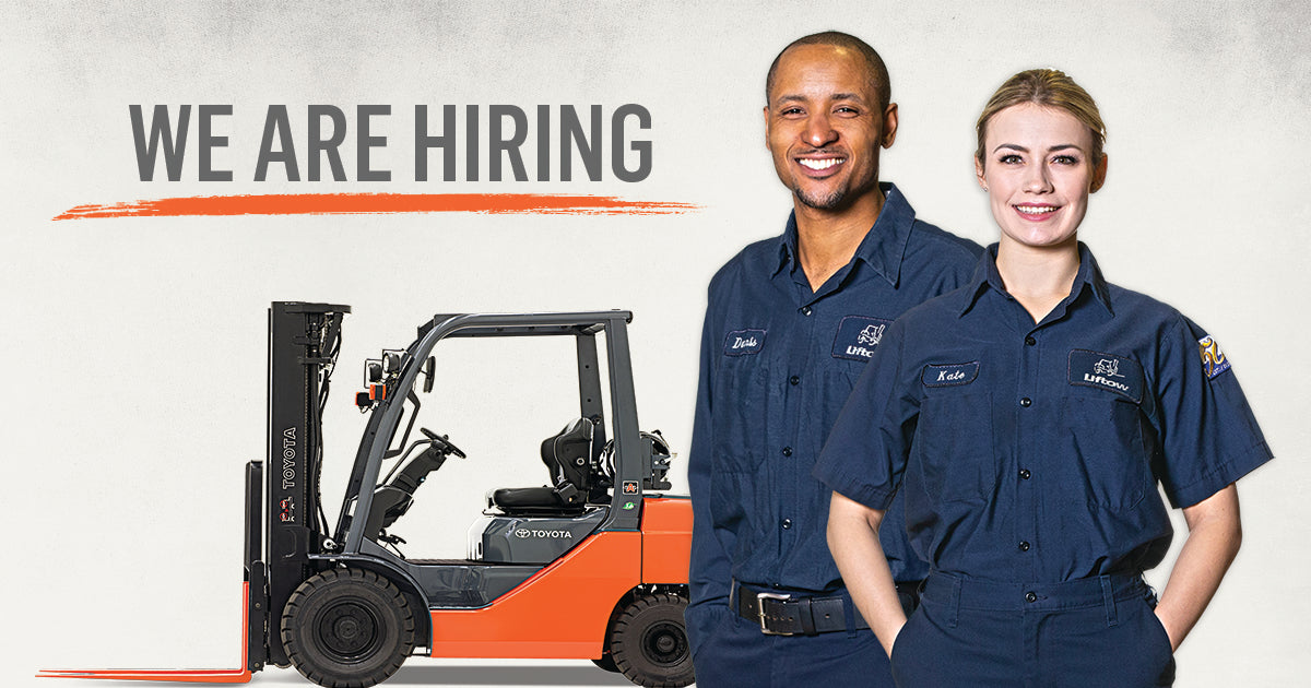 Powered Lift Truck Technician Career