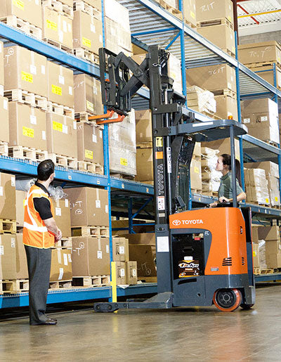 3 Essential Ways to Improve the Safety of Lift Truck Operators