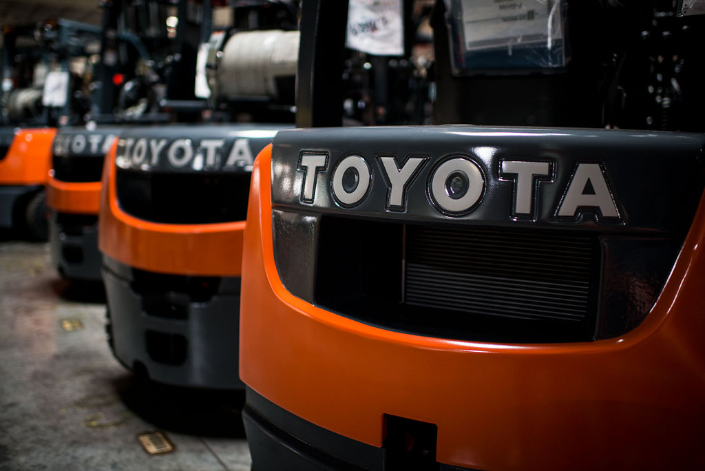 What You Should Know About Toyota Forklift Quality