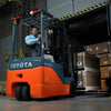 Forklift Safety Considerations in Rainy or Wet Conditions