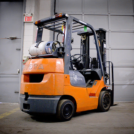 Why Choose Used Lift Trucks?