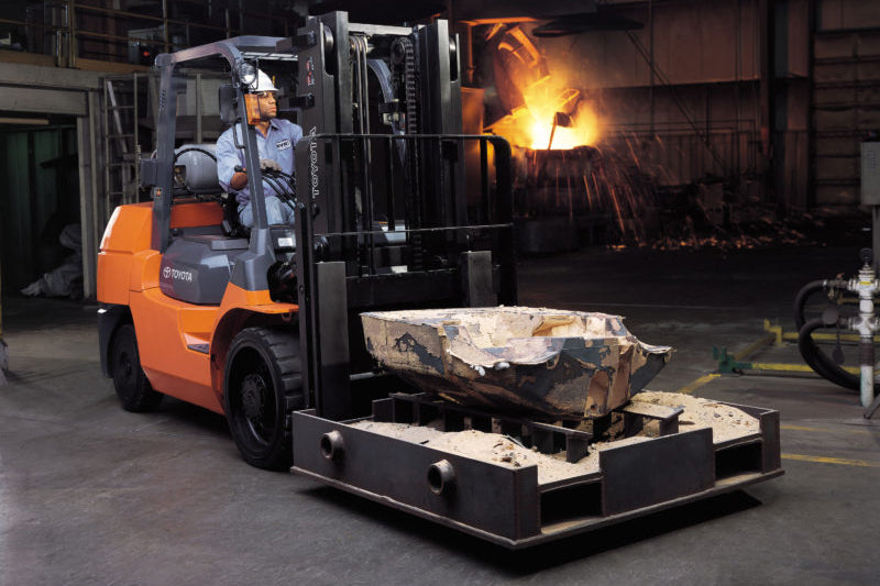 Forklift Safety: Avoiding Hazards