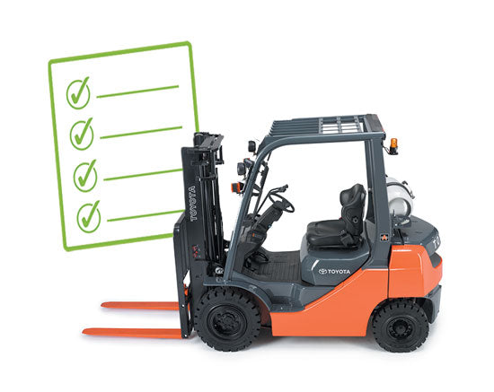 Lift Truck Safety Checks