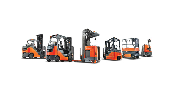 Toyota Forklift Dealer - Liftow Ltd - Forklift Rental, Parts & Service