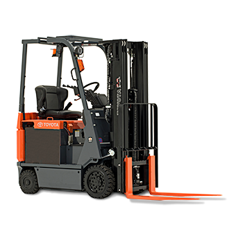 Electric Toyota Forklift