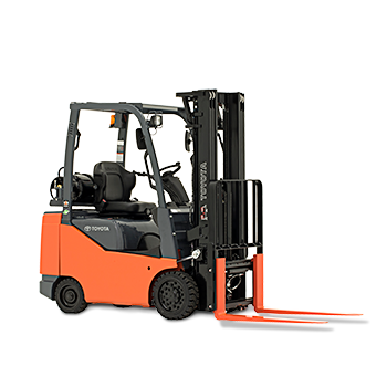 Toyota Core IC Cushion Forklift