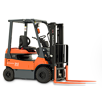 Electric Pneumatic Toyota Forklift