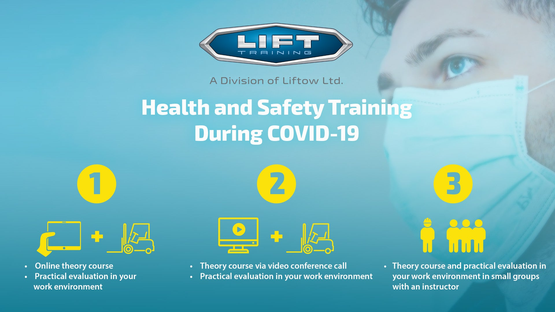 LIFT Training – A Division of Liftow
