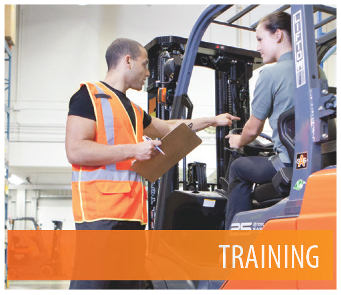 Forklift and Safety Training