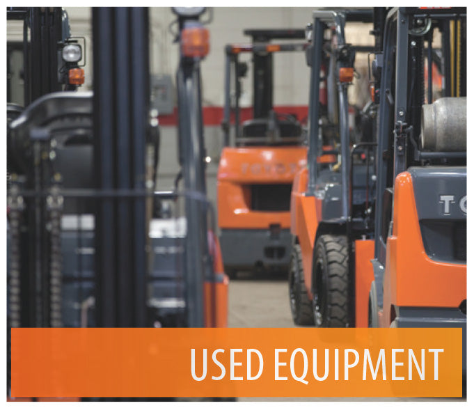 Used Forklift Equipment