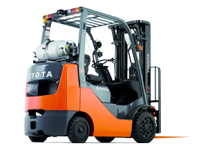 IC-Cushion-Forklift