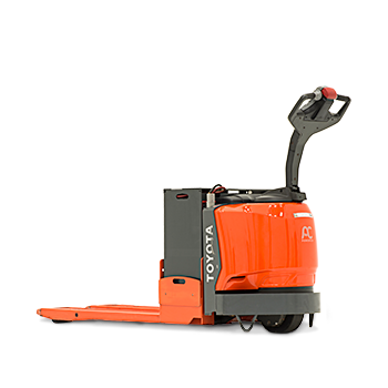 Large Electric Walkie Pallet Jack