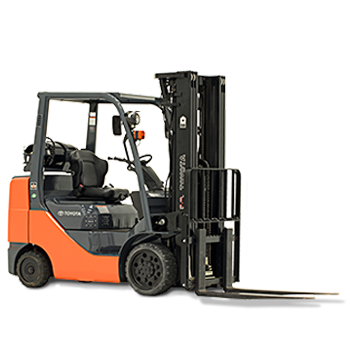 Mid IC Cushion Forklift