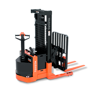 Toyota Walkie Reach Truck