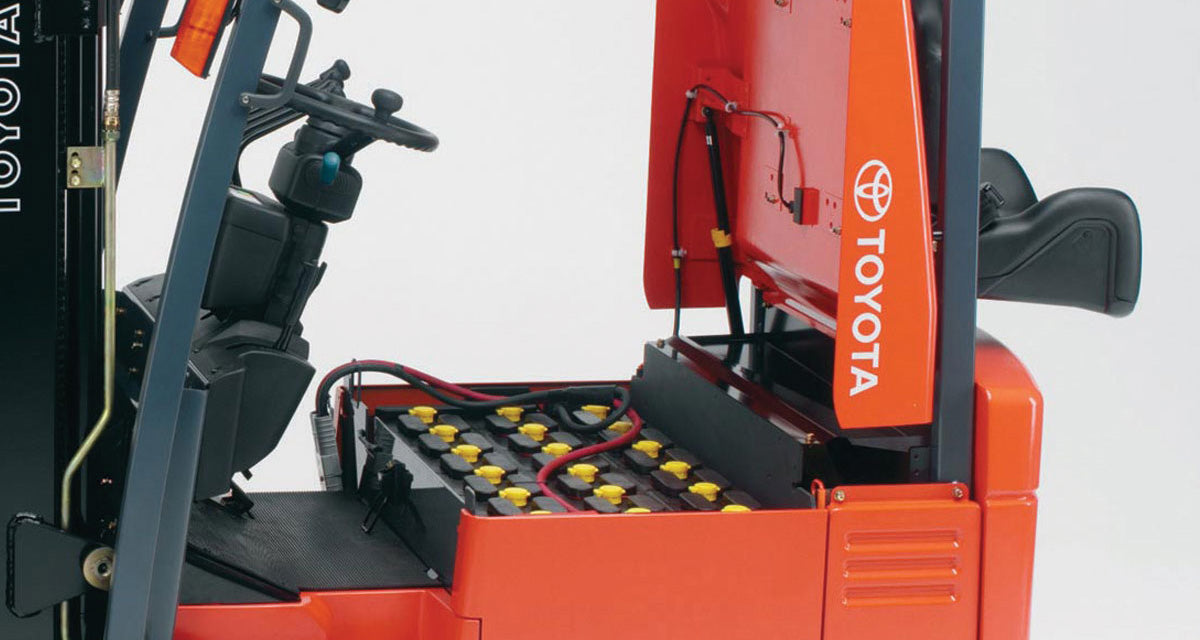 Liftow Forklift Battery Service Division