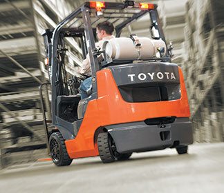 Toyota-forklifts