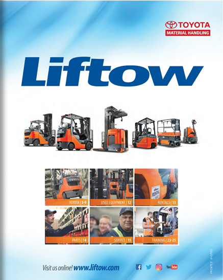 Liftow Safety Product Catalogue