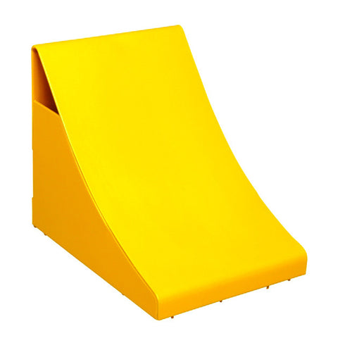 Steel Chock Made for Icy Conditions - Forklift Training Safety Products