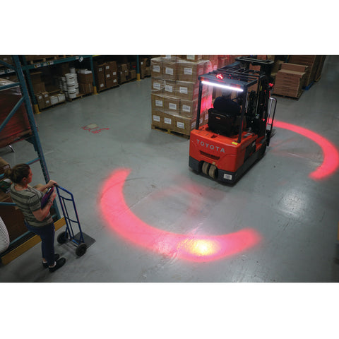 Arc Light LED Pedestrian Warning Light