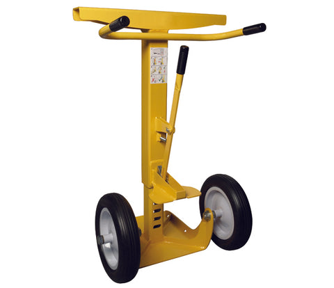 Auto-Stand Plus Stabilizing Jack - Forklift Training Safety Products