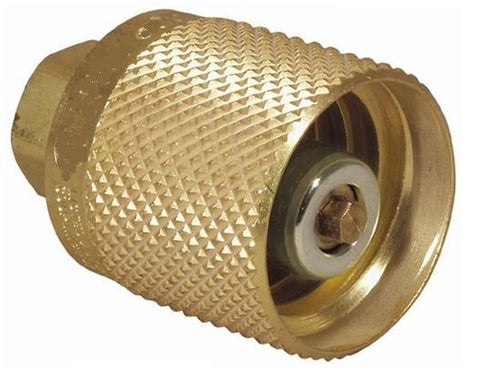 Brass Coupler - Forklift Training Safety Products