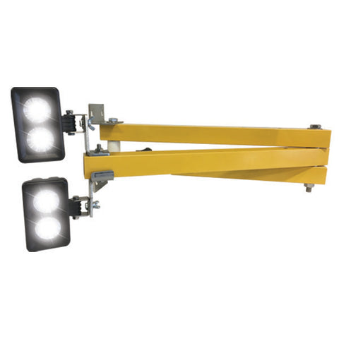 Chameleon LED Dock Light - Forklift Training Safety Products