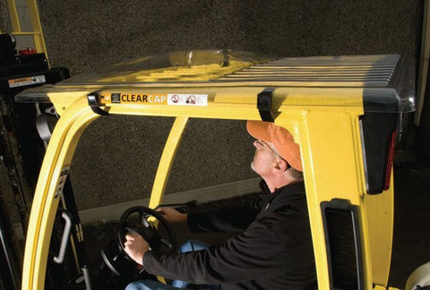 ClearCap™ - Forklift Training Safety Products