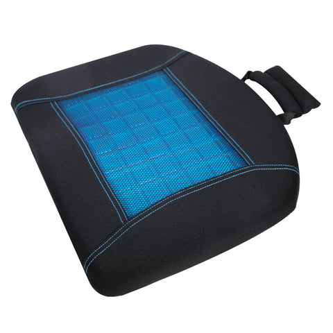 Cool Cushion - Memory Foam & Gel Operator Cushion - Forklift Training Safety Products