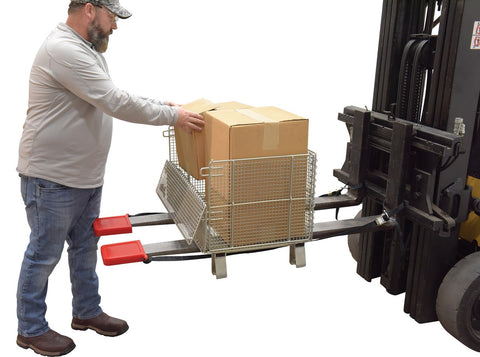 Fork Tip Protectors - Forklift Training Safety Products