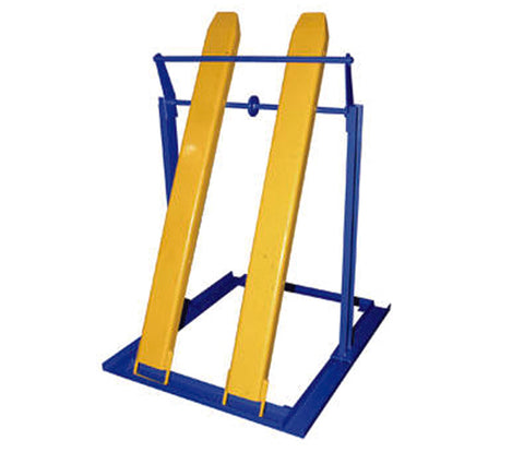 Fork Extension Storage Rack - Forklift Training Safety Products