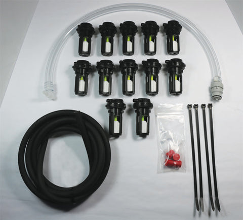 Froetek Aqua Low Profile Battery Watering System - Forklift Training Safety Products
