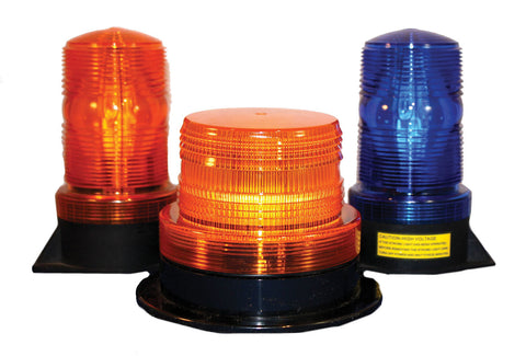 LED Forklift Strobe Lights - Forklift Training Safety Products