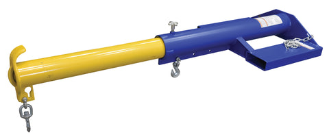 Shorty Lift Master Boom - Forklift Training Safety Products