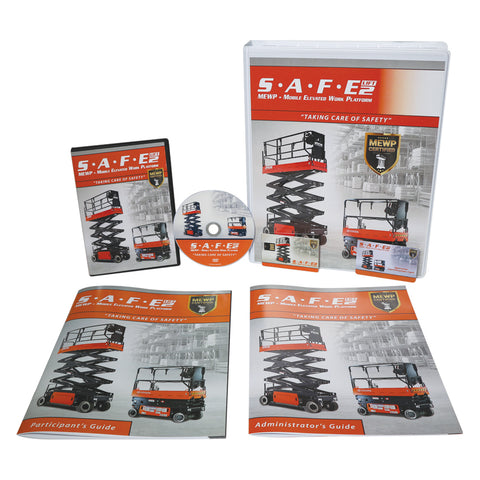 SAFE-Lift 2 Mobile Elevated Work Platform Training Kit