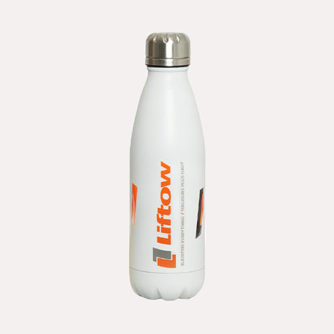 Liftow Stainless Water Bottle - Forklift Training Safety Products