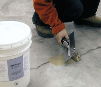 All-Krete Concrete Repair - Forklift Training Safety Products