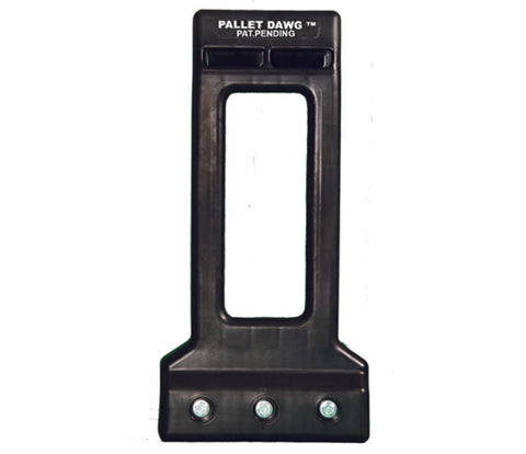 Pallet Dawg Forklift Carriage Bumper