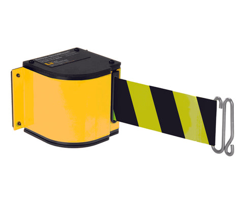 QuickMount Safety Barricade - Forklift Training Safety Products