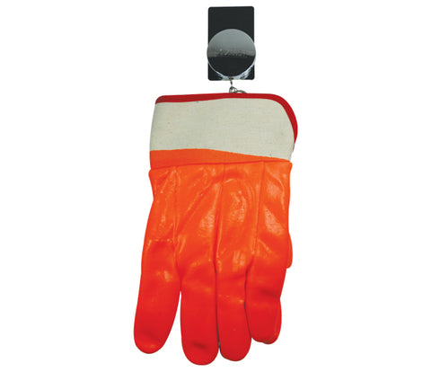 PVC Cylinder Retracto-Glove - Forklift Training Safety Products