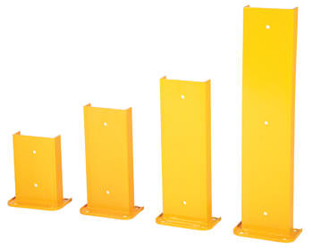 Structural Rack Guard - Forklift Training Safety Products