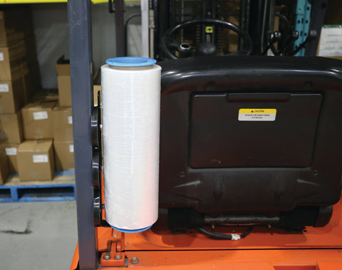 Handy-Mag Stretch Wrap Holder - Forklift Training Safety Products