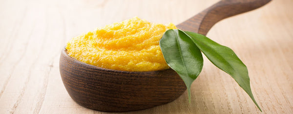 Organic Mango Butter- The Tropical Addition to our Anti-Aging Creams