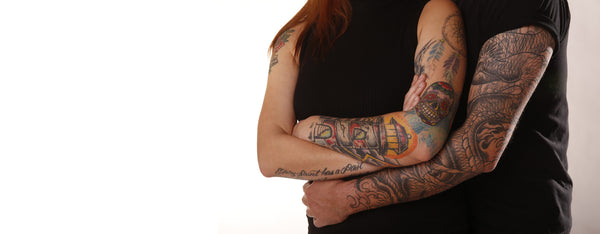 Powerful Natural Tattoo Aftercare and the Use of non-GMO Ingredients
