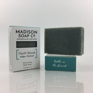Product Spotlight: North Woods Moisturizing Body Soap