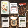 So Madison Holiday Box Gift Set White Smoke Madison Soap Co.